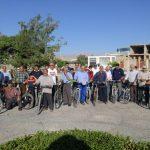 برگزاری کاروان دوچرخه سواری صبح و سلامت به میزبانی انصارالزهرا
