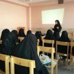 برگزاری کارگاه مشاوره ای ویژه دختران