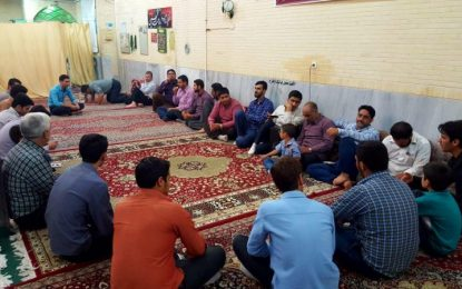 برگزاری جلسه هماهنگی مراسمات دهه اول محرم