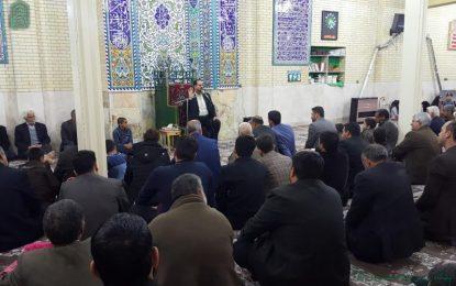 ششمین سالگرد درگذشت مرحوم علی احسانی با سخنرانی استاد آبایی